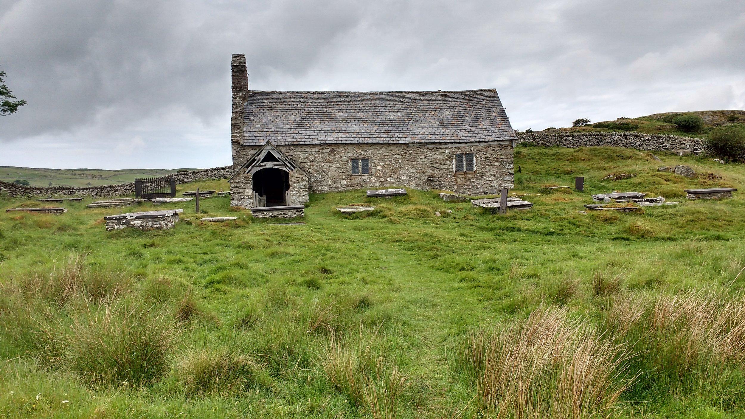 Pilgrim Church of St. Celynnin's