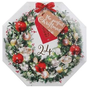 A scented candle Advent calendar