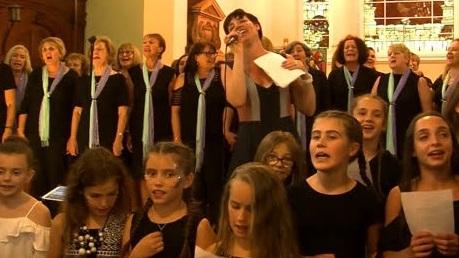 St Bride's Choirfest 2017