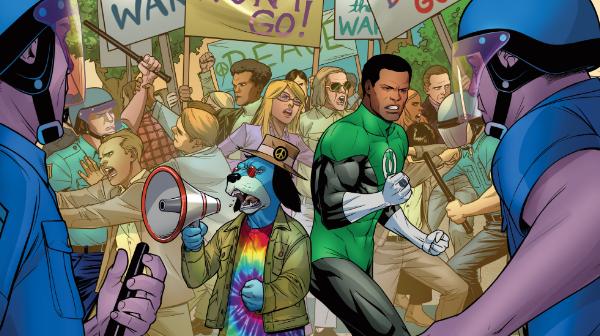 Green Lantern Huckleberry Hound.png