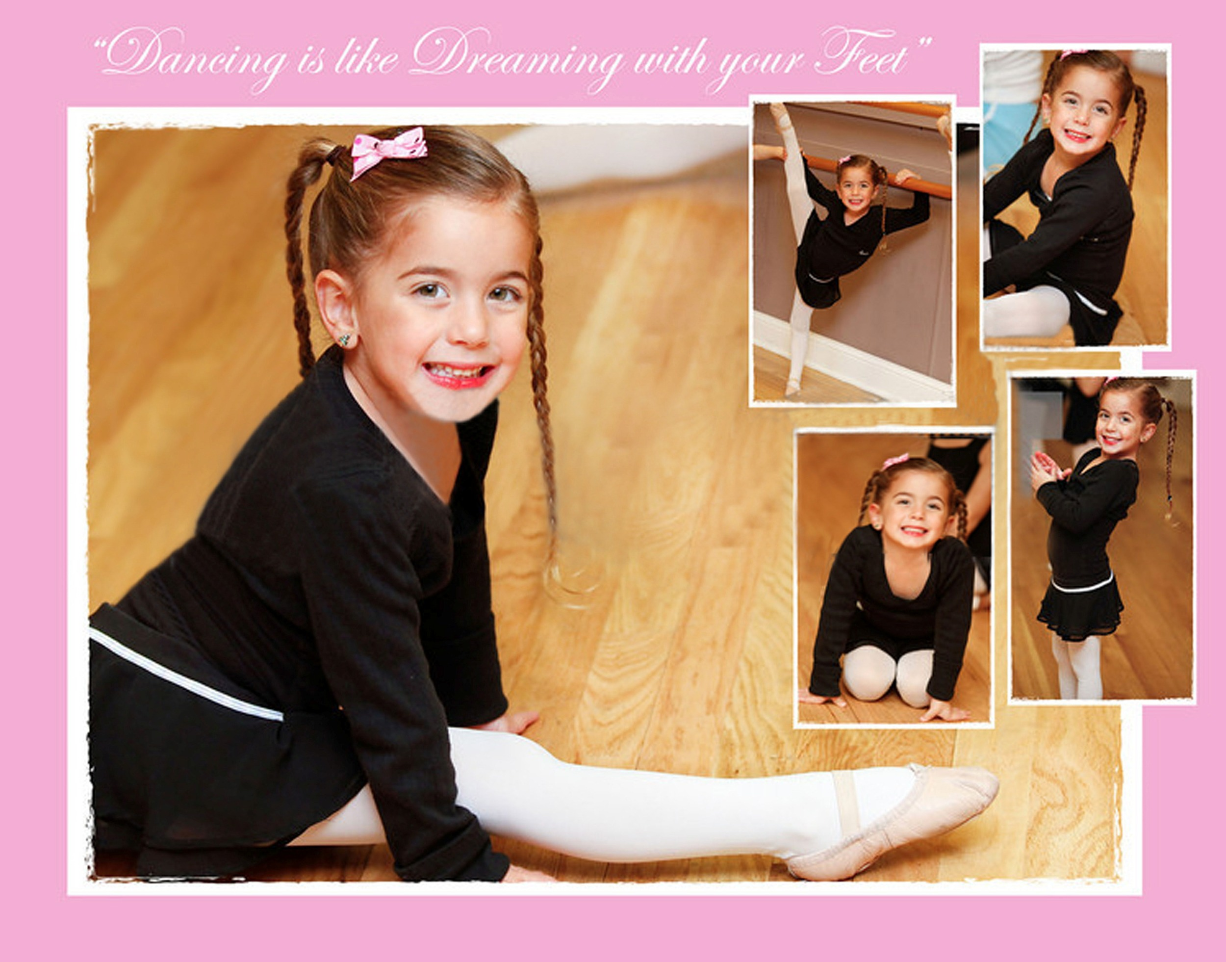 GiaNina dance collage 2009