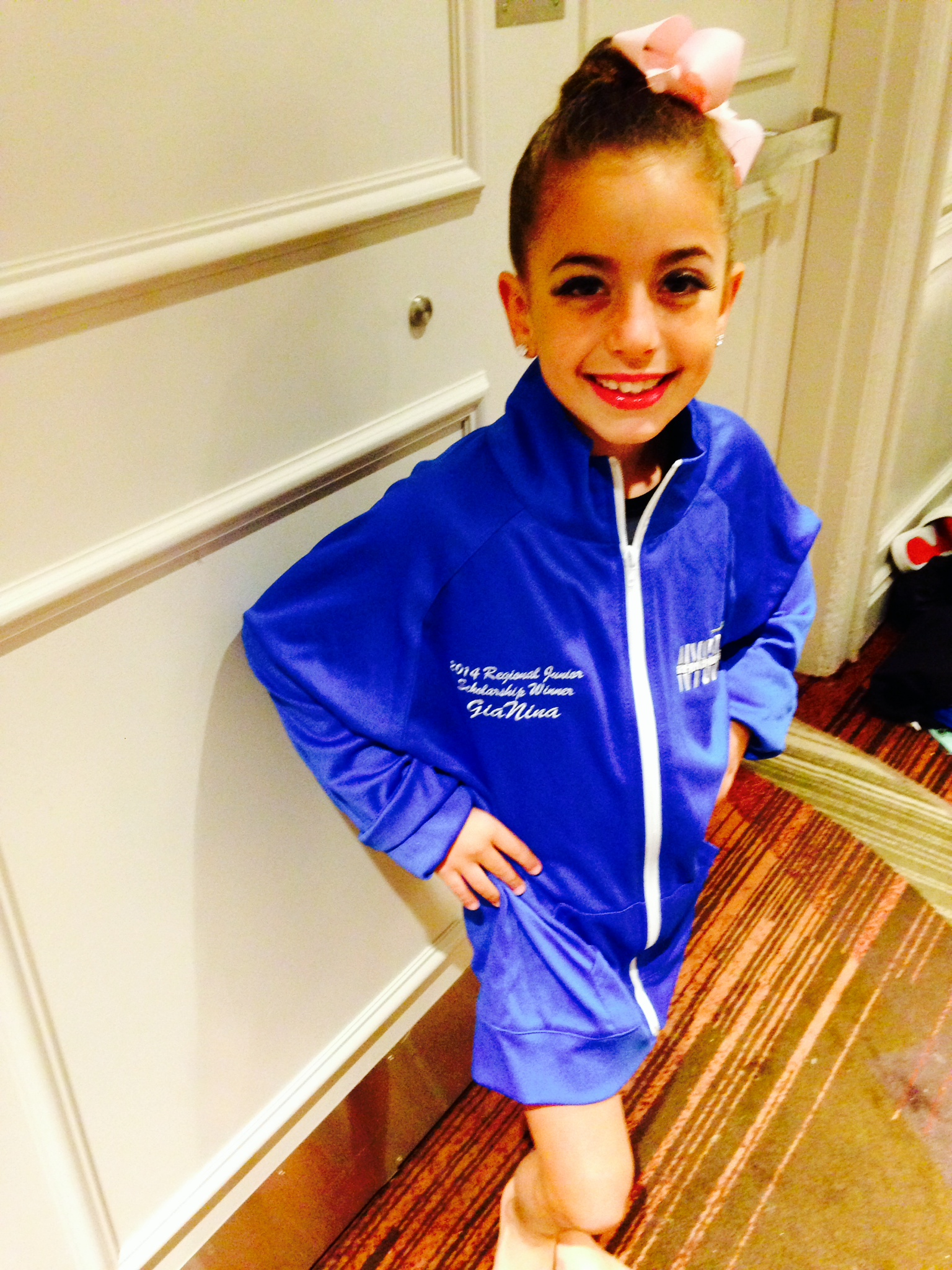 GiaNina-with-her-Junior-scholarship-jacket-at-NYCDA-Nationals-2014.jpg