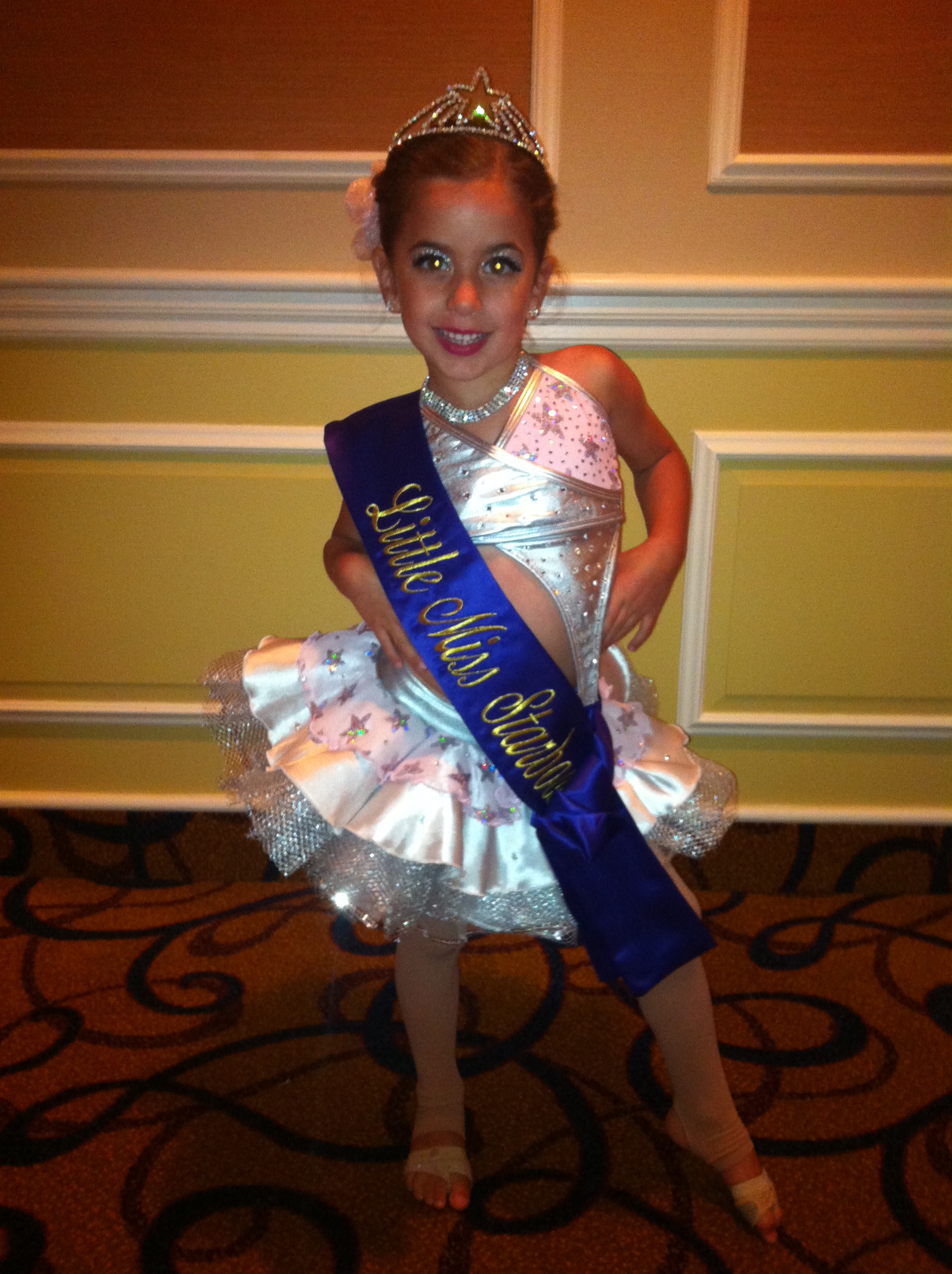 GiaNina posing with new Little Miss Starbound crown for Cyberbaby.jpg