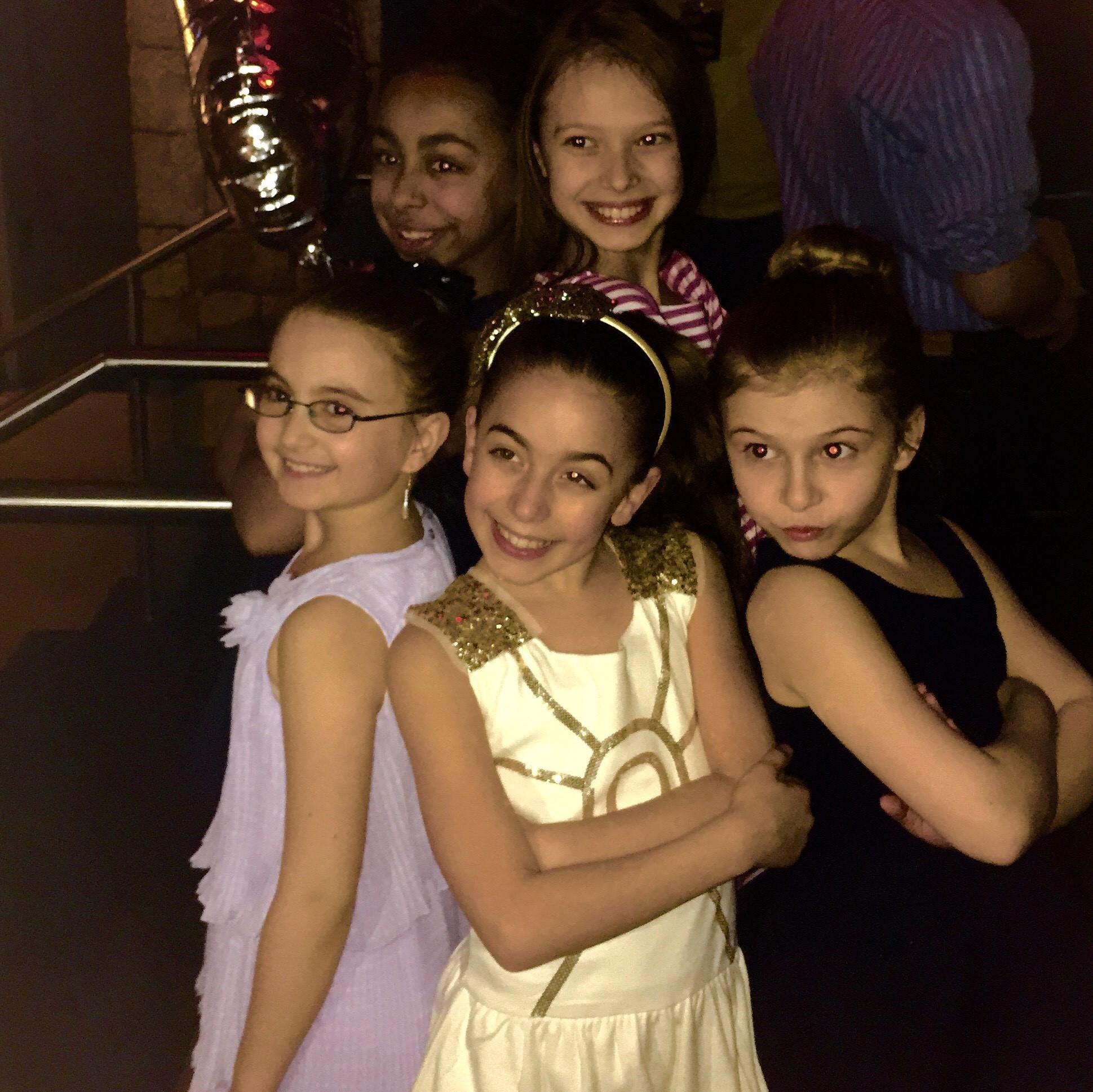 Girl Magoots posing at birthday party 2.jpg