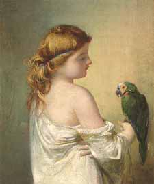 "Freeman ""Princess and the Parrot"""