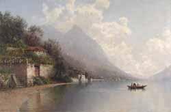 """Schultze """"Lago Maggiore"""""""