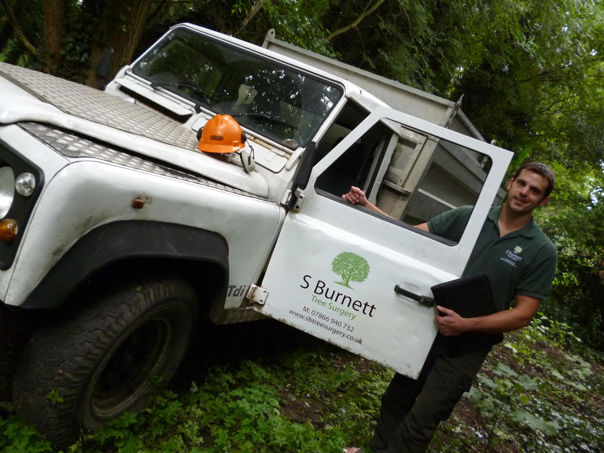 Steve S Burnett Tree Surgery