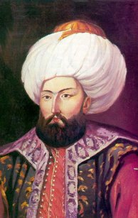 Image of Mehmed I from wikipedia.org