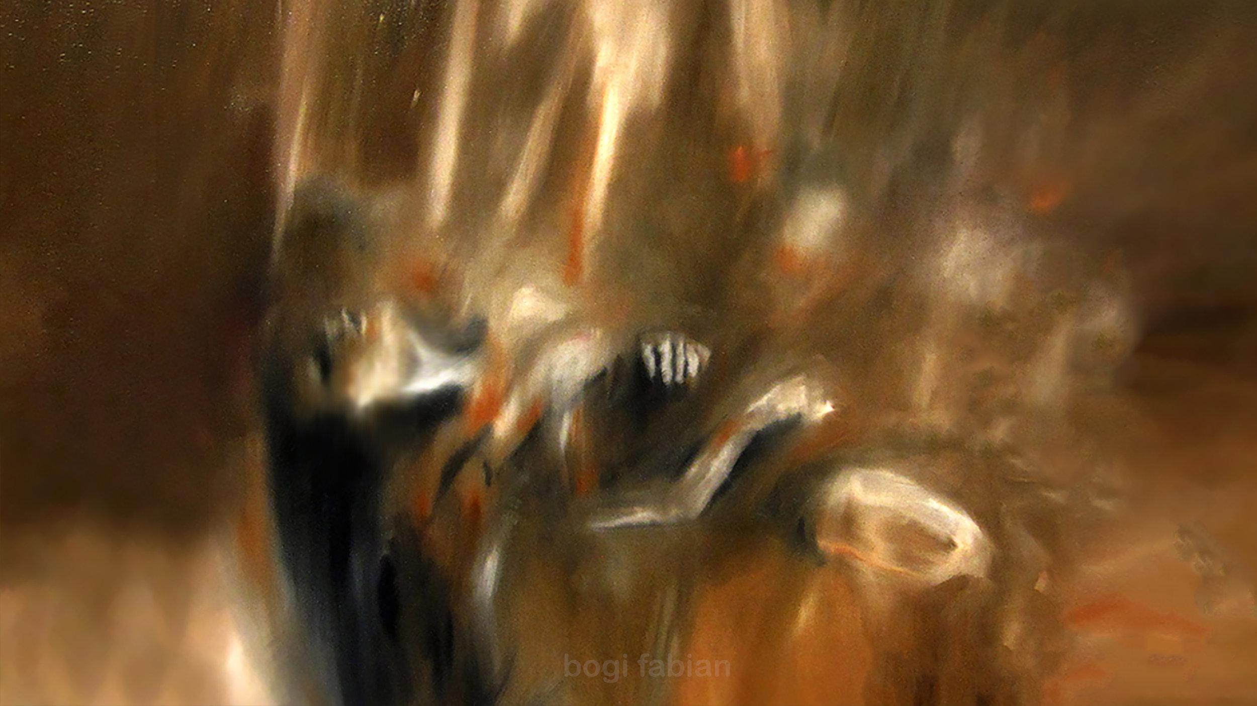 """Self-gratification"" 2009 / Oil on canvas 200cm x 150 cm SOLD"