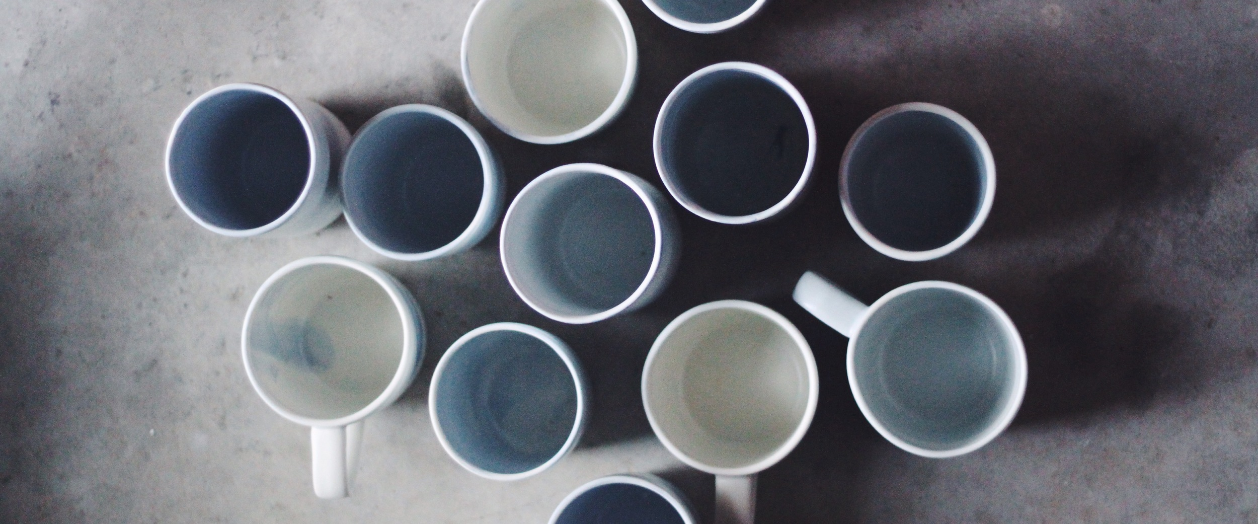 Ceramics by Jenny Rijke. Photo Credit: Jenalle Los