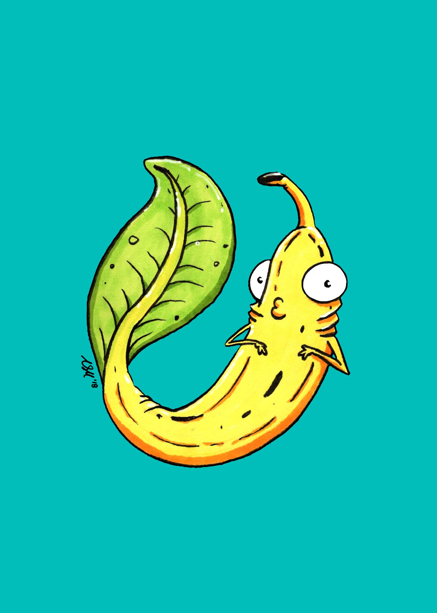 Mer-Banana