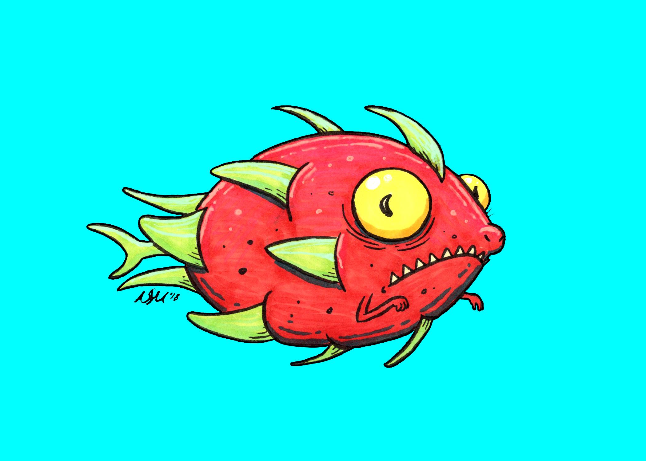 Mer-Dragonfruit