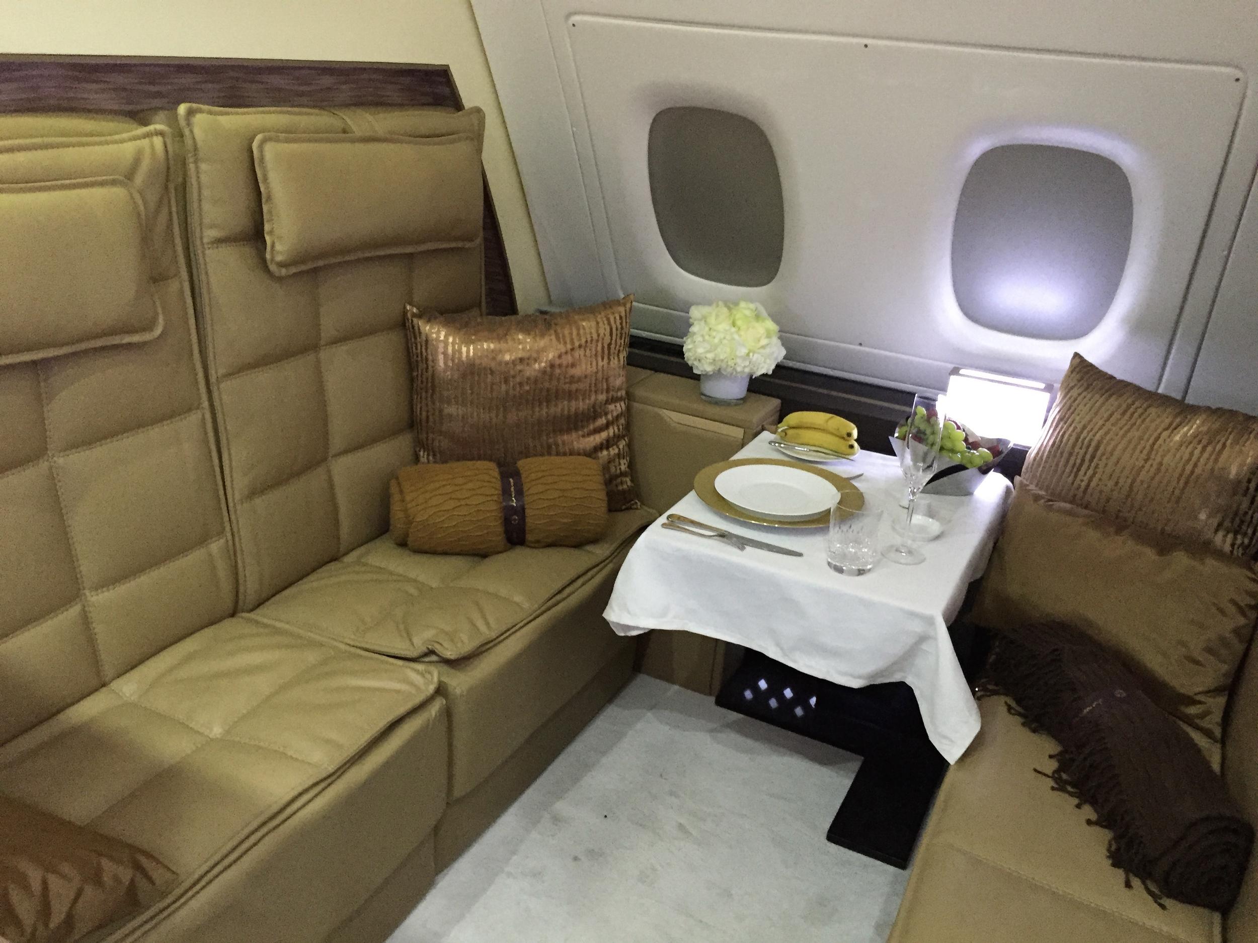 The Residence by Etihad Airways
