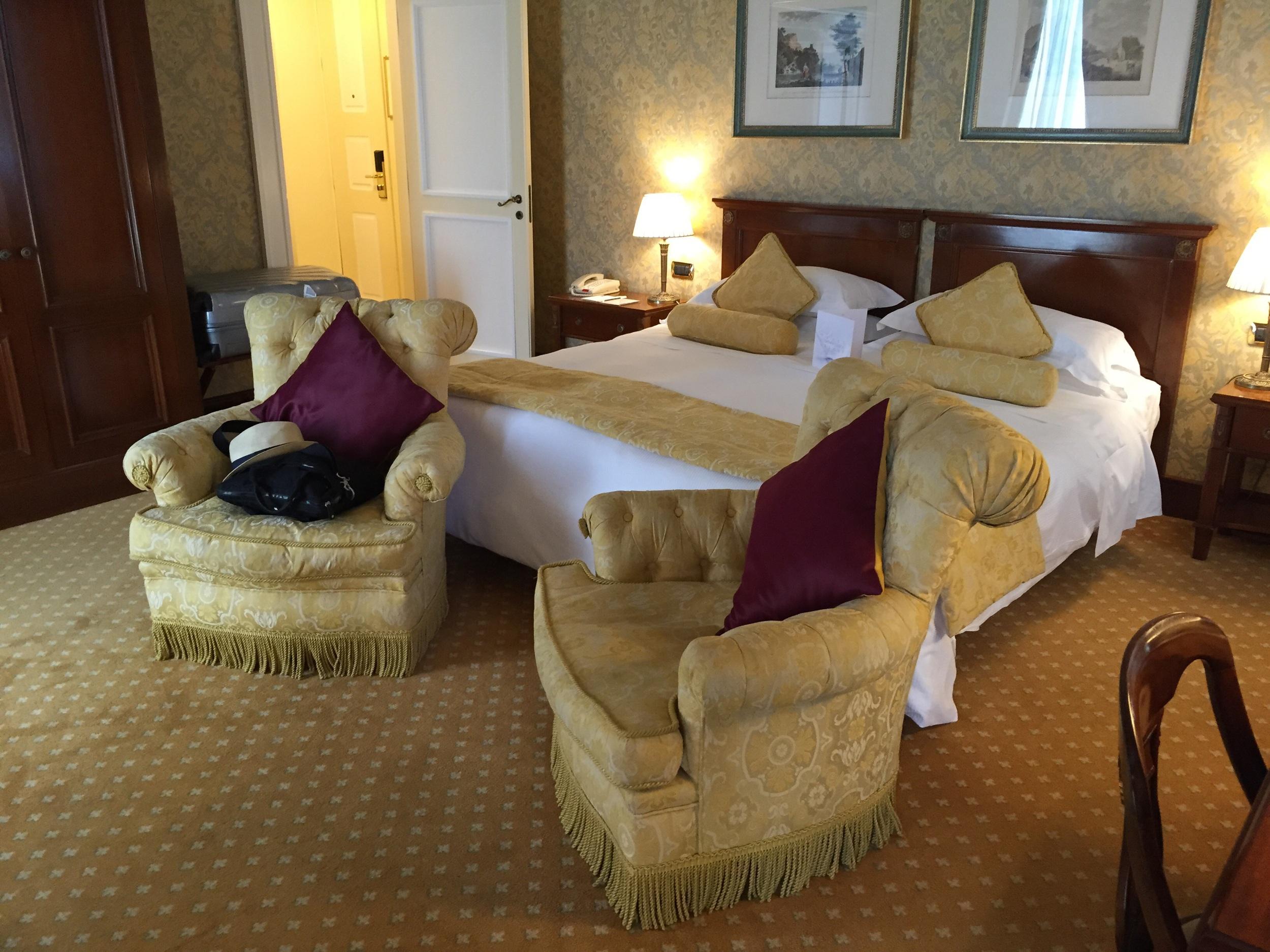 24 Hours At The Grand Hotel Villa Igiea Palermo Luxury Executive
