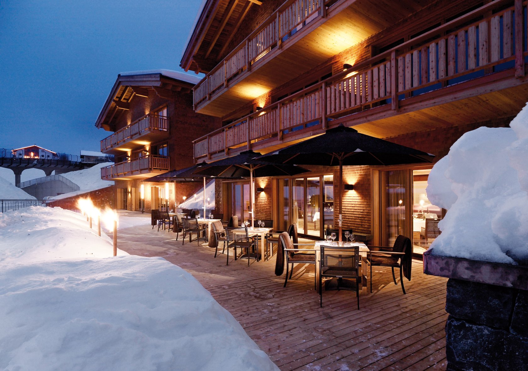 The unique Aurelio Lech Hotel - Lech, Austria