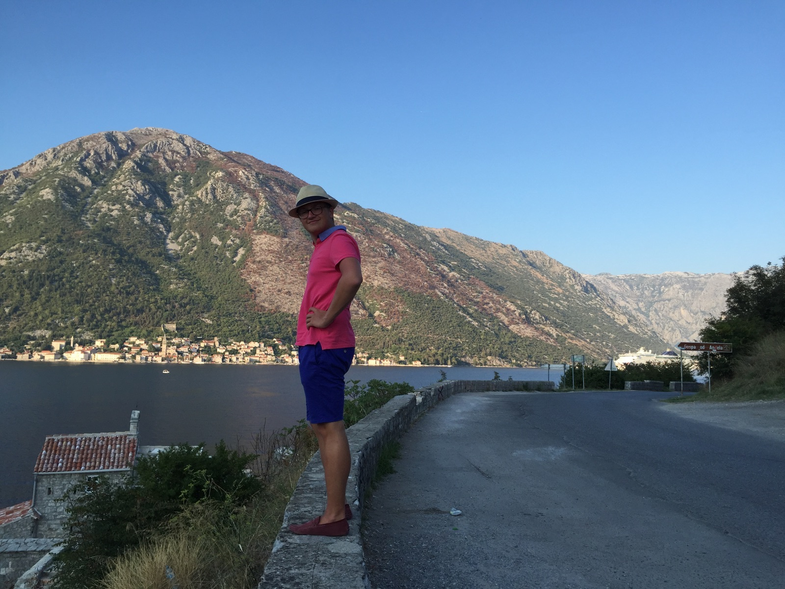 Visiting undiscovered spots in Montenegro - Bay of Kotor