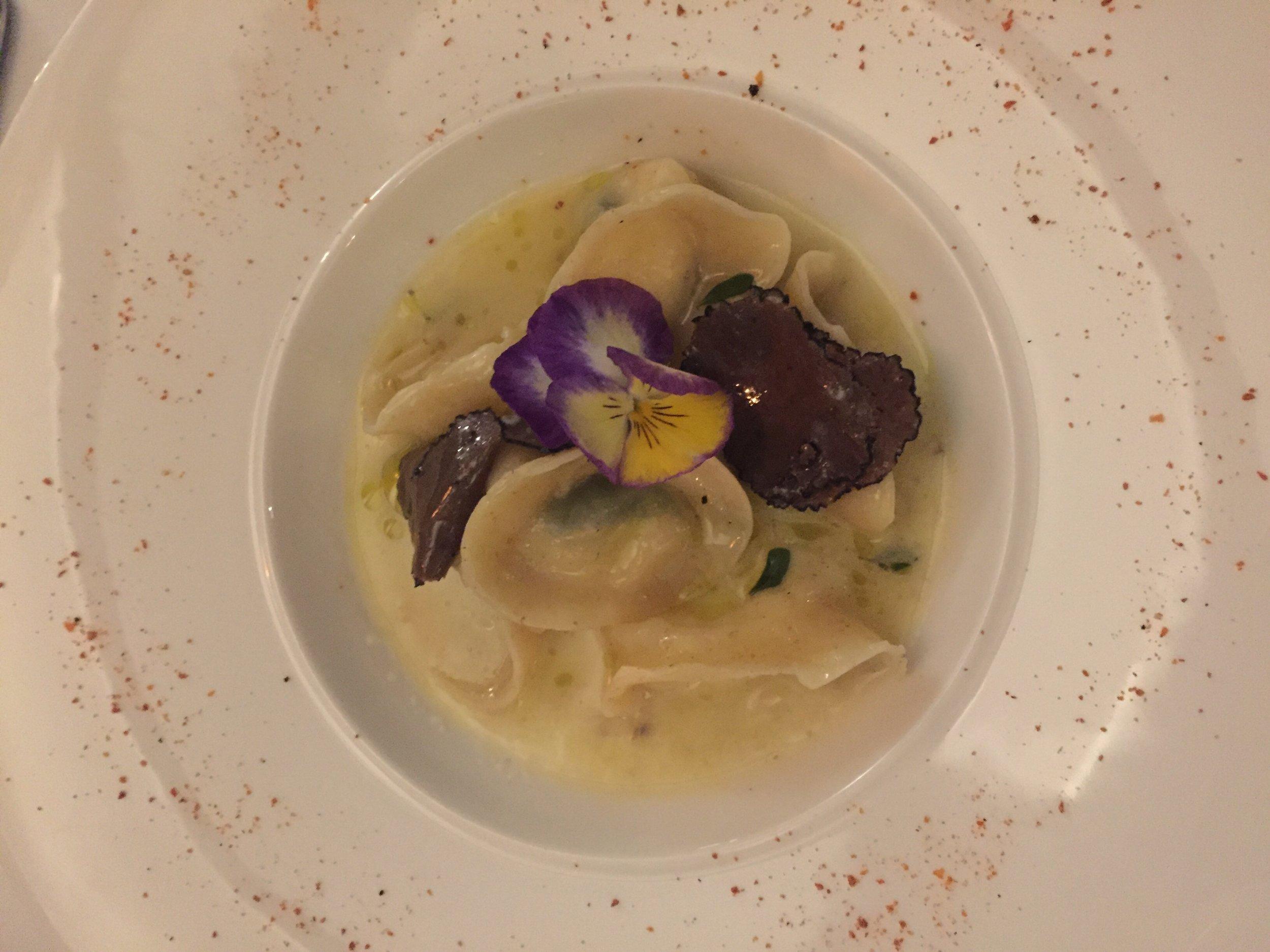 Restaurant Check Terrazza Dama At The Boscolo Milano Milan