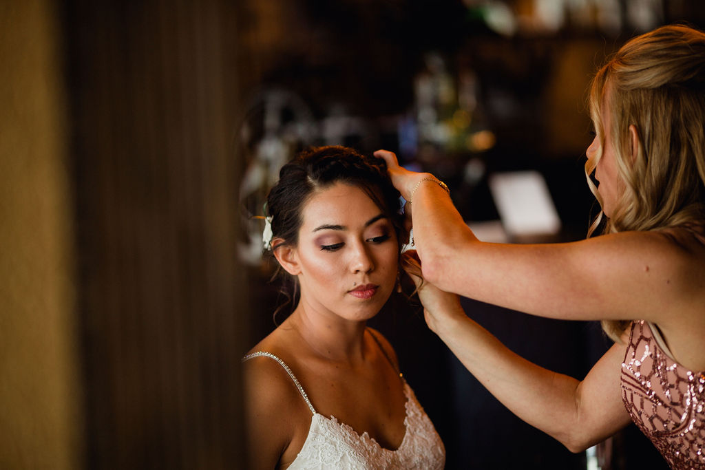 3 wedding prep getting ready rachel desjardins studio wedding photography kellermans event center minnesota.jpg