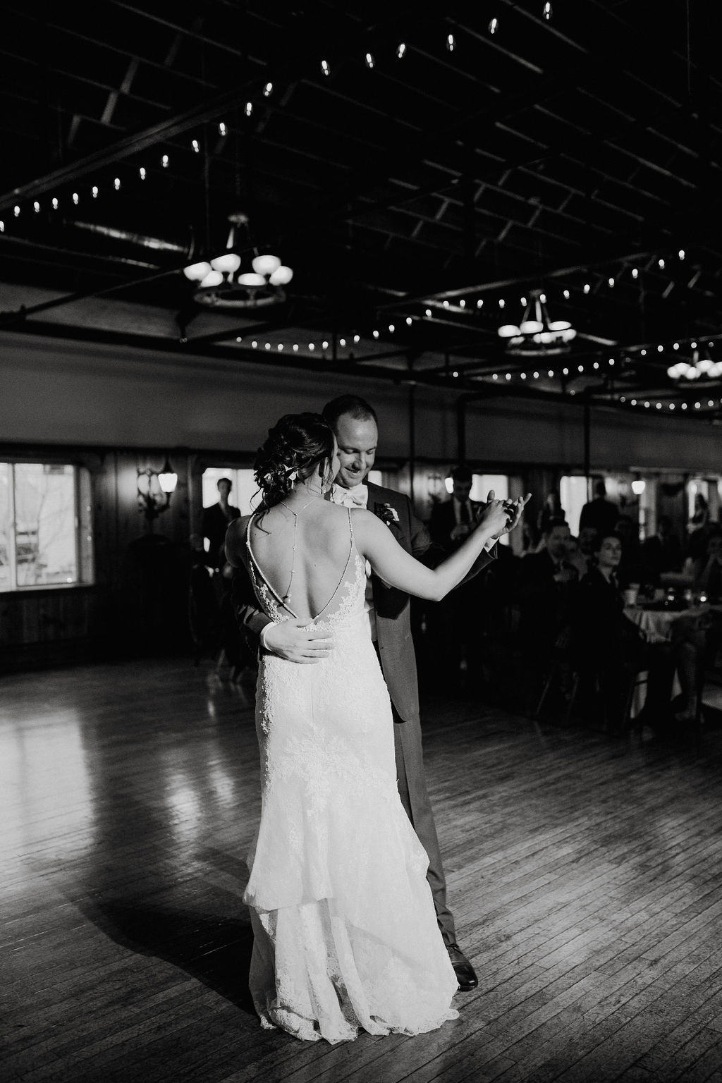 60 first dance as husband and wife ceremony rachel desjardins studio wedding story telling moments photography kellermans event center minnesota emotional.jpg