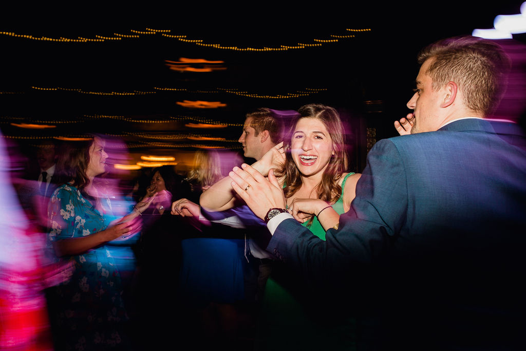 67 dancefloor fun energetic dance ceremony rachel desjardins studio wedding story telling moments photography kellermans event center minnesota emotional.jpg