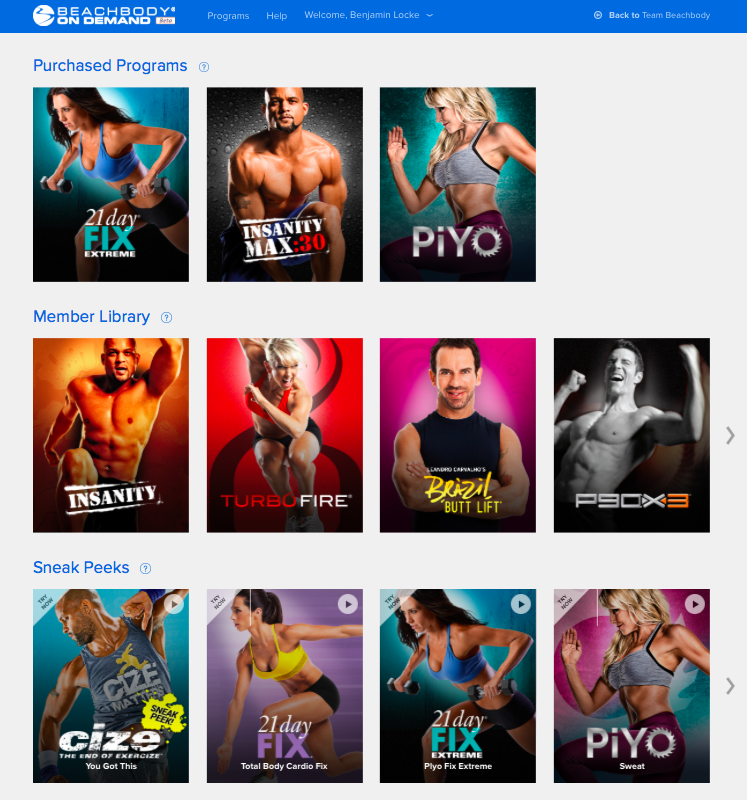 Beachbody On Demand: My Official Review! — Anna Maria Locke