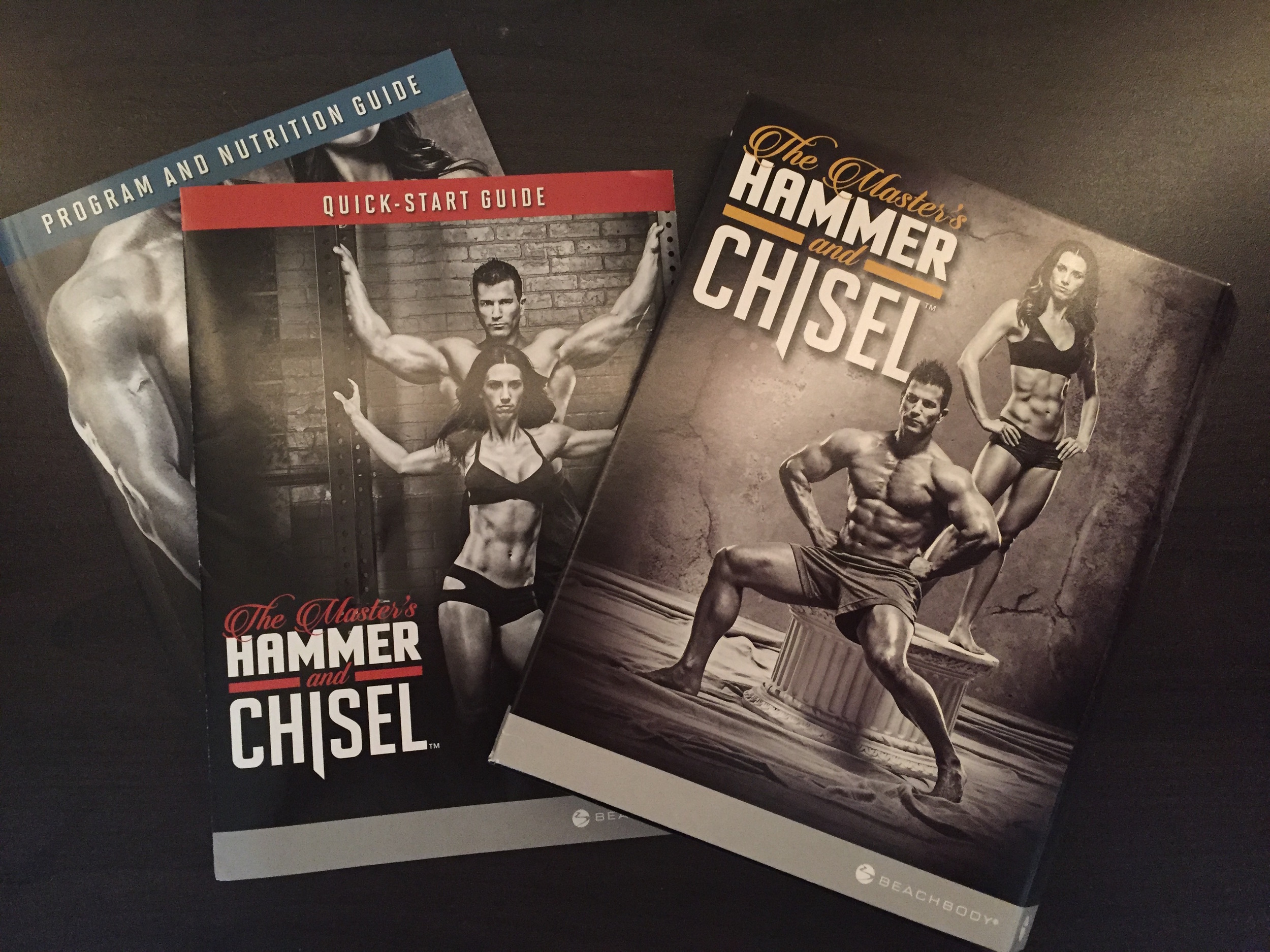 The Master's Hammer and Chisel Review — Anna Maria Locke