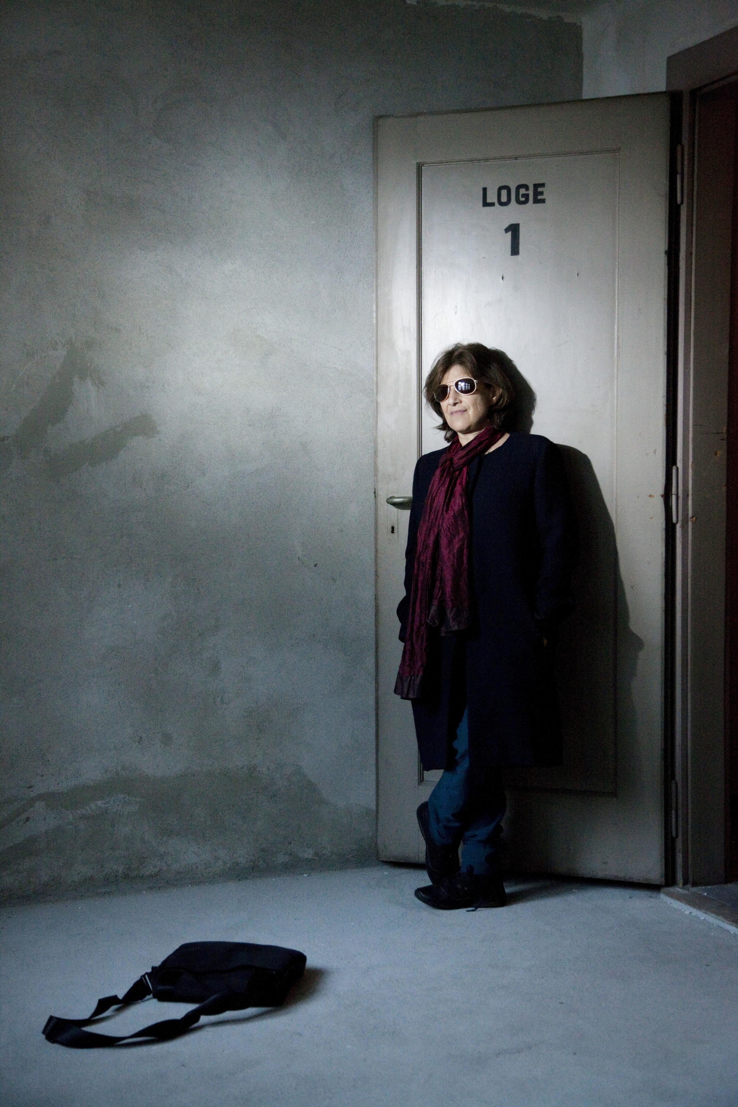 Chantal Akerman au Capitole, Lausanne.