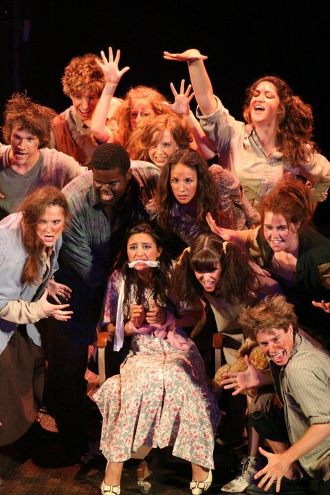 Urinetown with Delaware All-State Theater