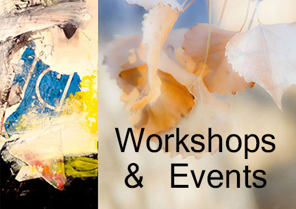 Living Your Wild Creativity Workshops and Events