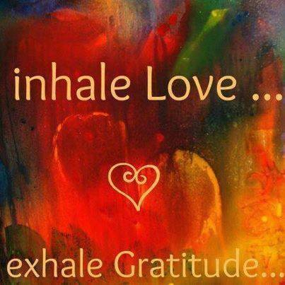 Living Your Wild Creativity - Inspiration - Inhale Love