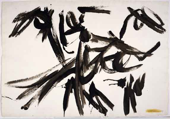 Untitled - Ink on paper - 1959