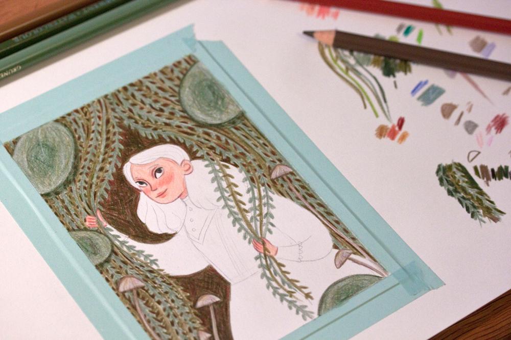 Illustration by Rachel Corcoran