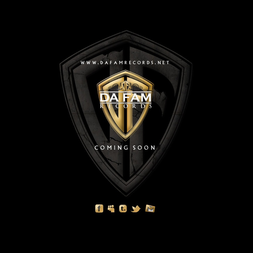 Da Fam Records - Project: Landing PagesClient: Da Fam Records Roles: Logo Design, UI DesignAbout: Da Fam Records is an Independent Music Label located in the Bay Area of California. They produce Hip-Hop and R&B music.