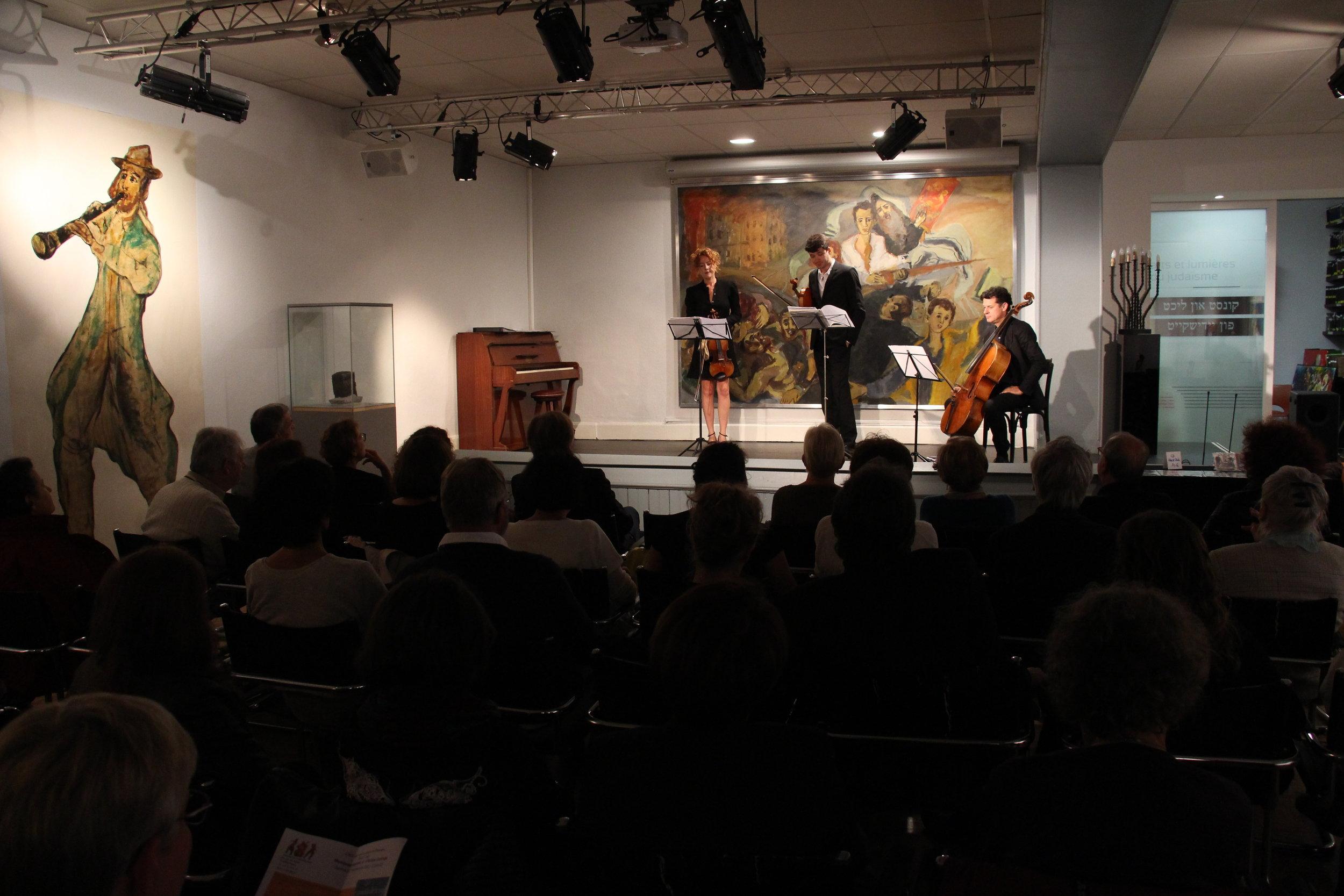 Concert in Nancy
