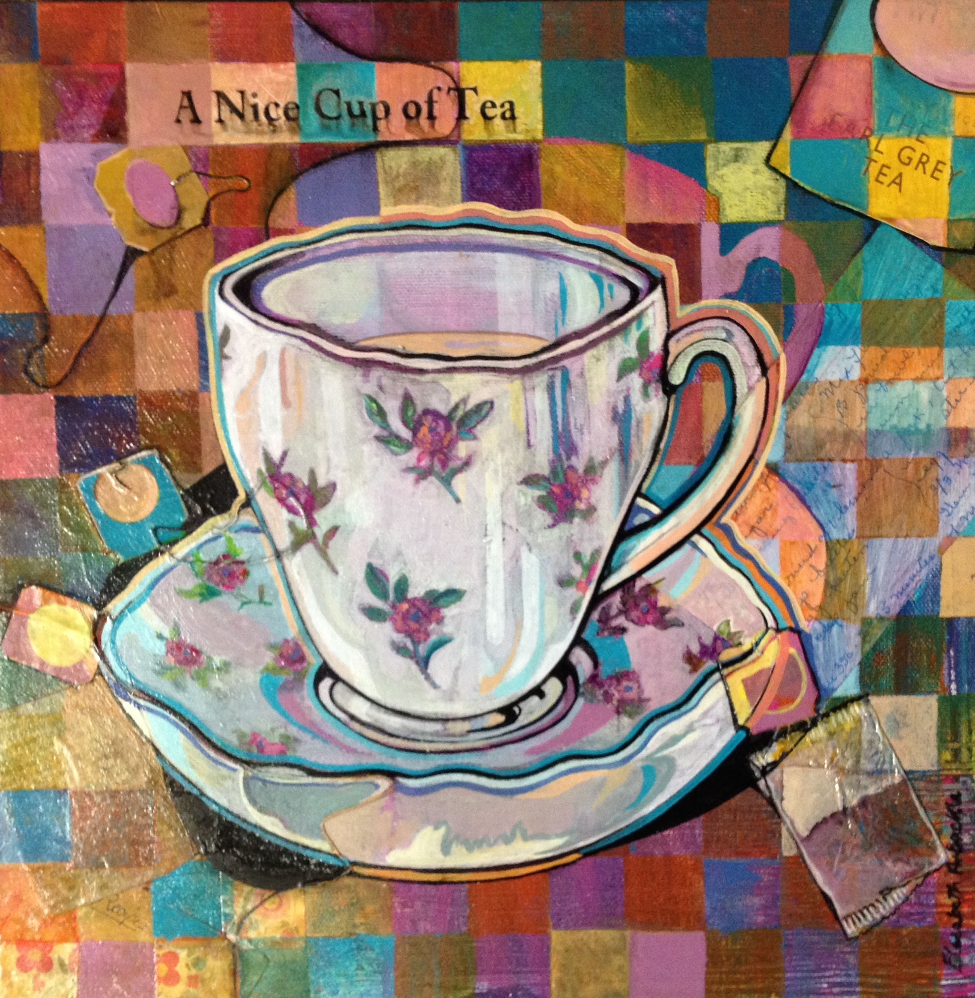 A Nice Cup of Tea SOLD
