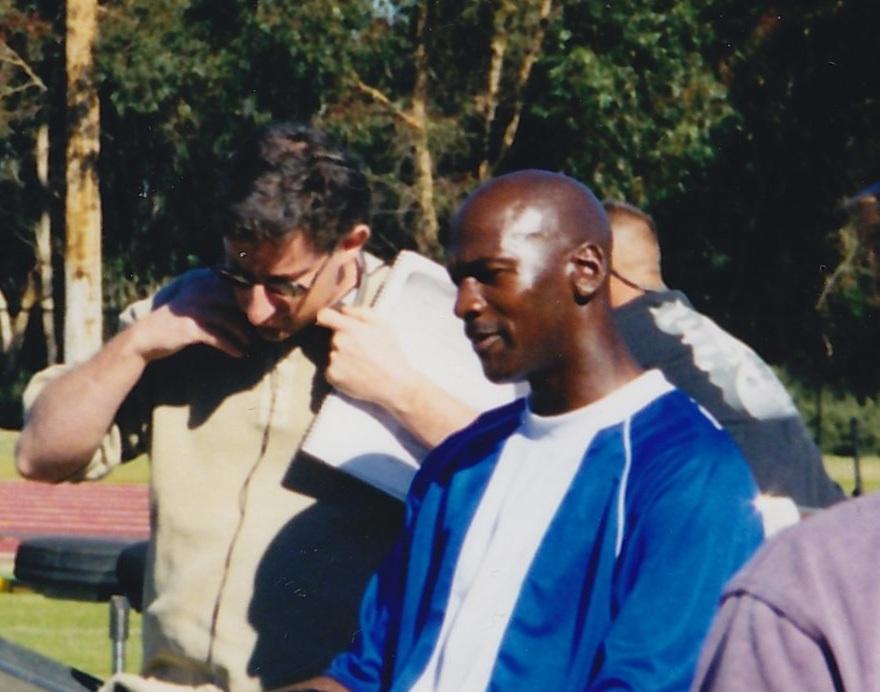Me : Can we do one more take?  MJ : Get the F out of here Danny.