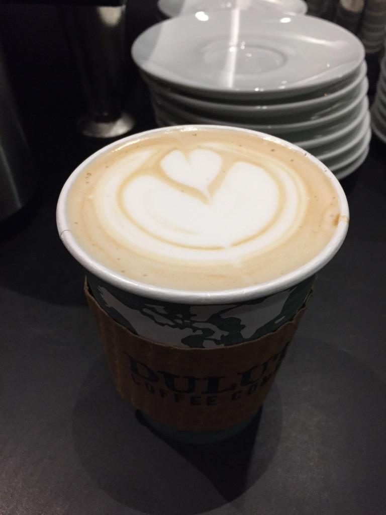 Coffee made with love!