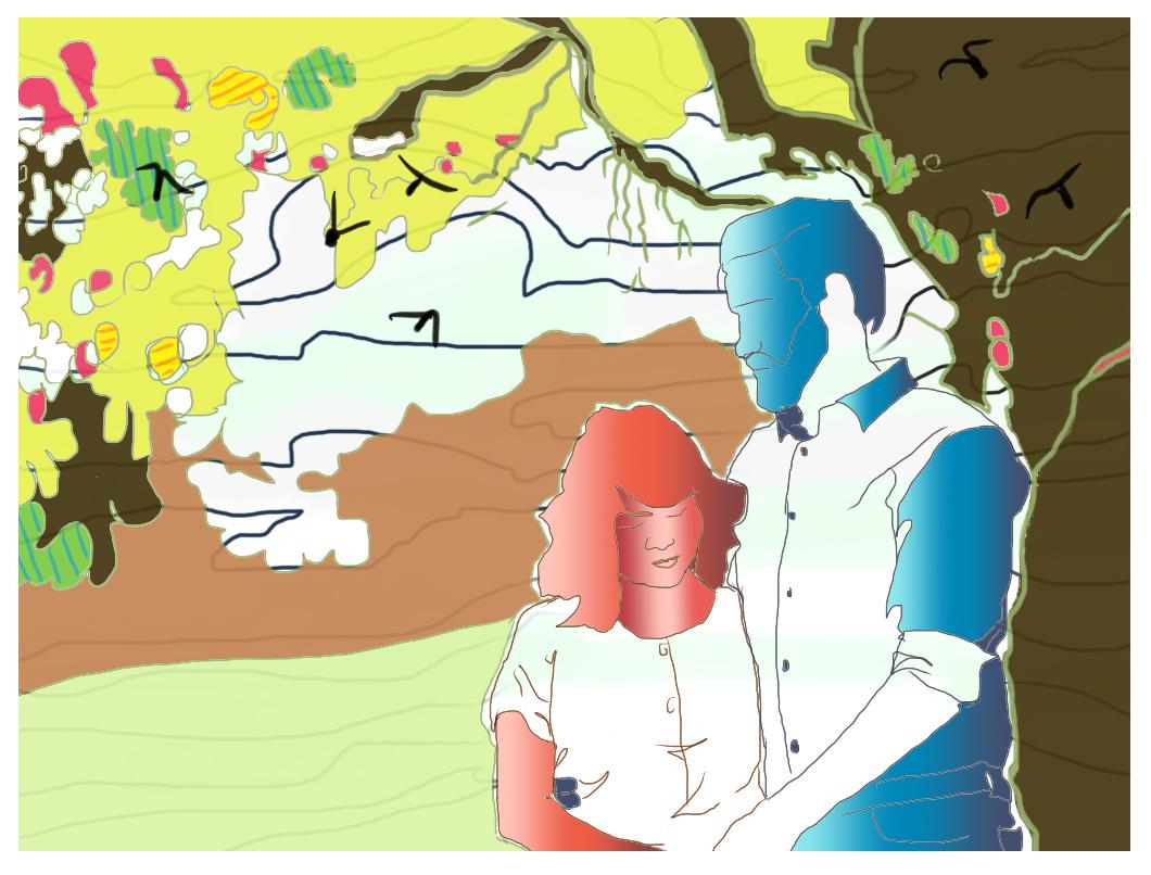 Kimi and Matt in Wonderland 3.jpg