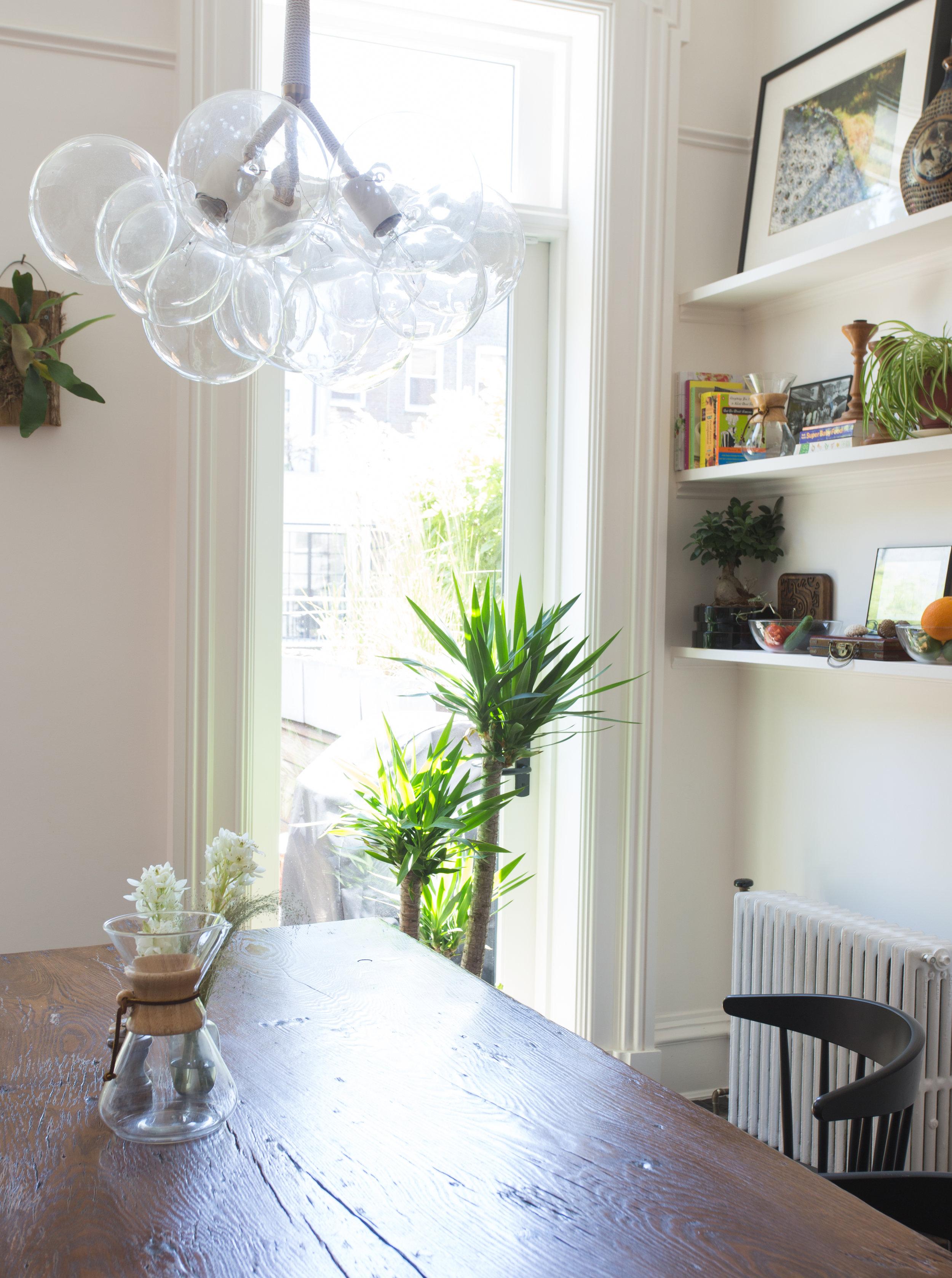 Indigo & Ochre Design Cobble Hill Dining Room