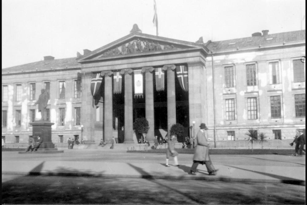 Oslo Universitet i 1920-årene