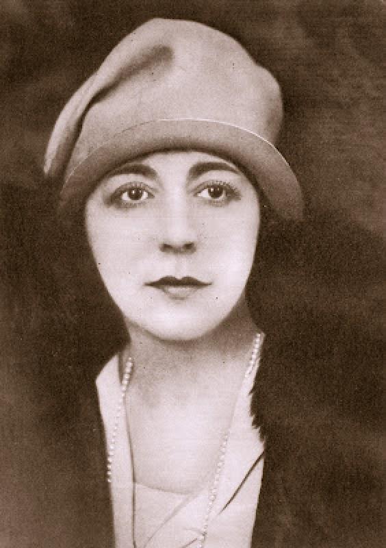 Florence Evelyn Schopflocher