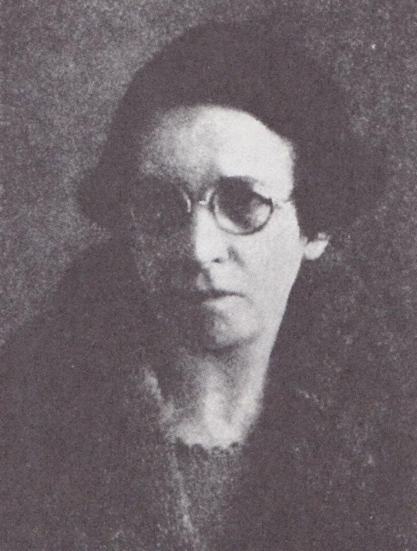Louisa Gregory