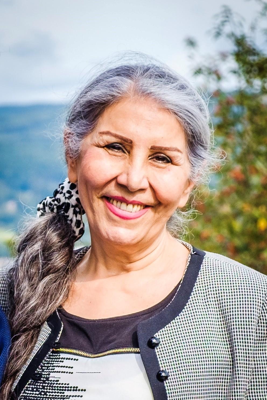 Mahvash Sabet. Foto: Bahá'í-samfunnet i Norge.