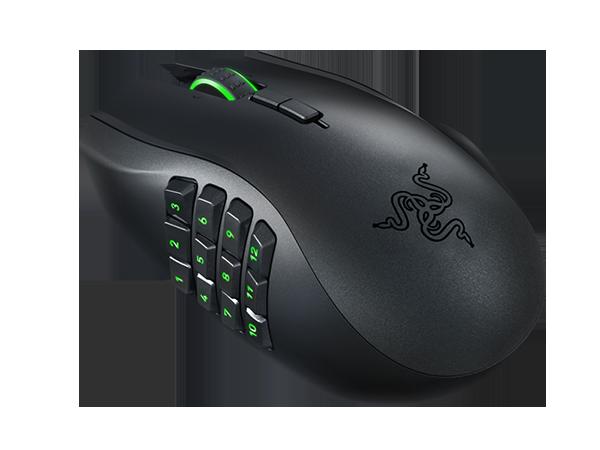 Razer naga chroma mouse