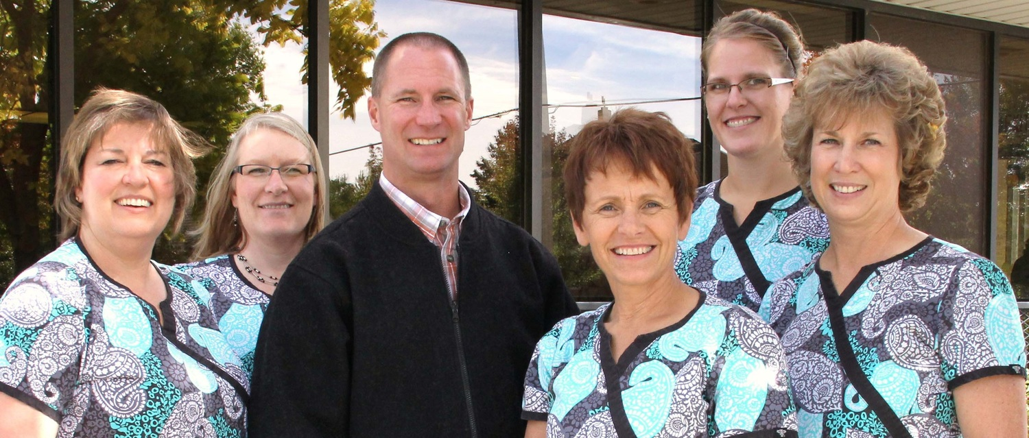 TheTeam at O'Kane Dental - dedicated to providing excellence in dental care!