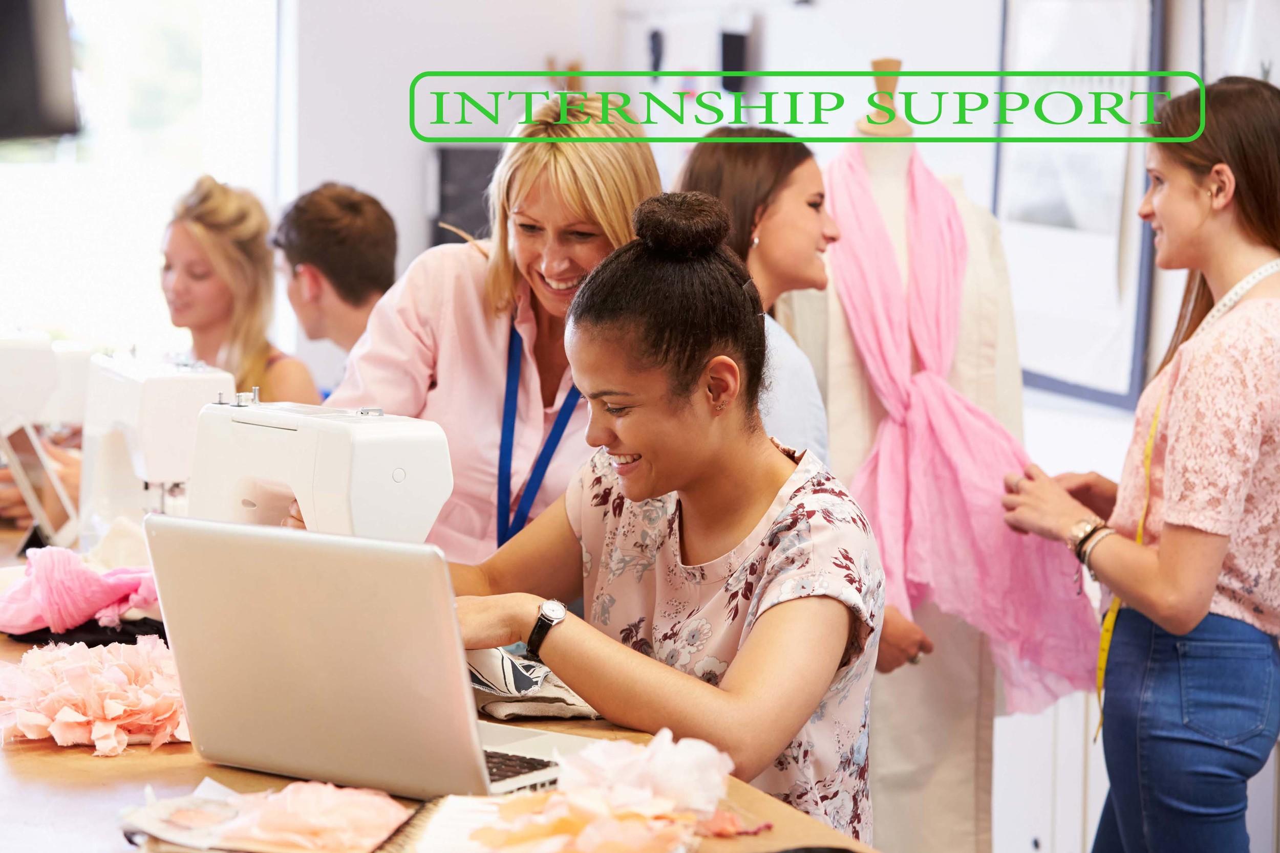Internship Support