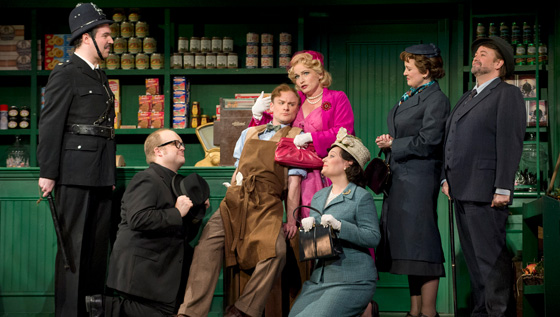 Albert Herring cast photo by David Cooper; courtesy of Pacific Opera Victoria