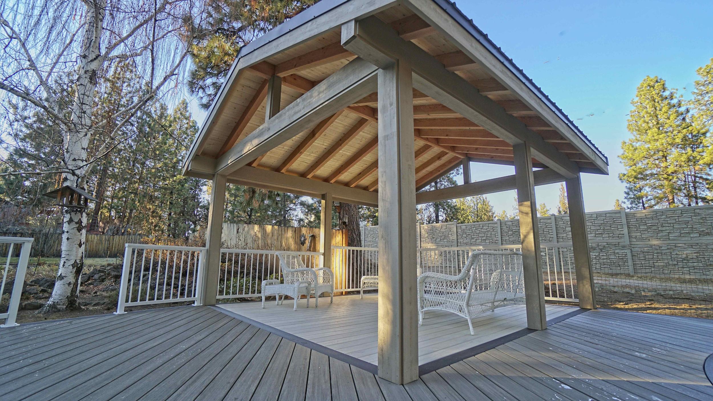 Pavilion, Bend Oregon