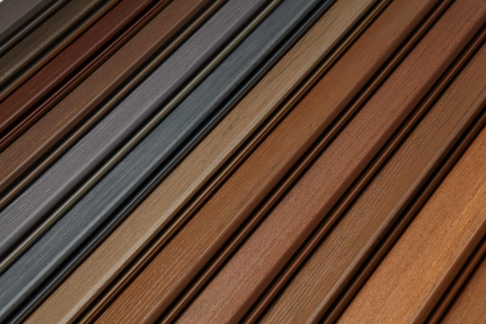 Color - When you're choosing to install a non-wood decking plank you'll be choosing a plank backed by a 25, 30, or even 50 year warranty; all the more reason you'll want to be sure that you're happy with your color choices. With so many options available, choosing which color is right can be more difficult than it might seem.
