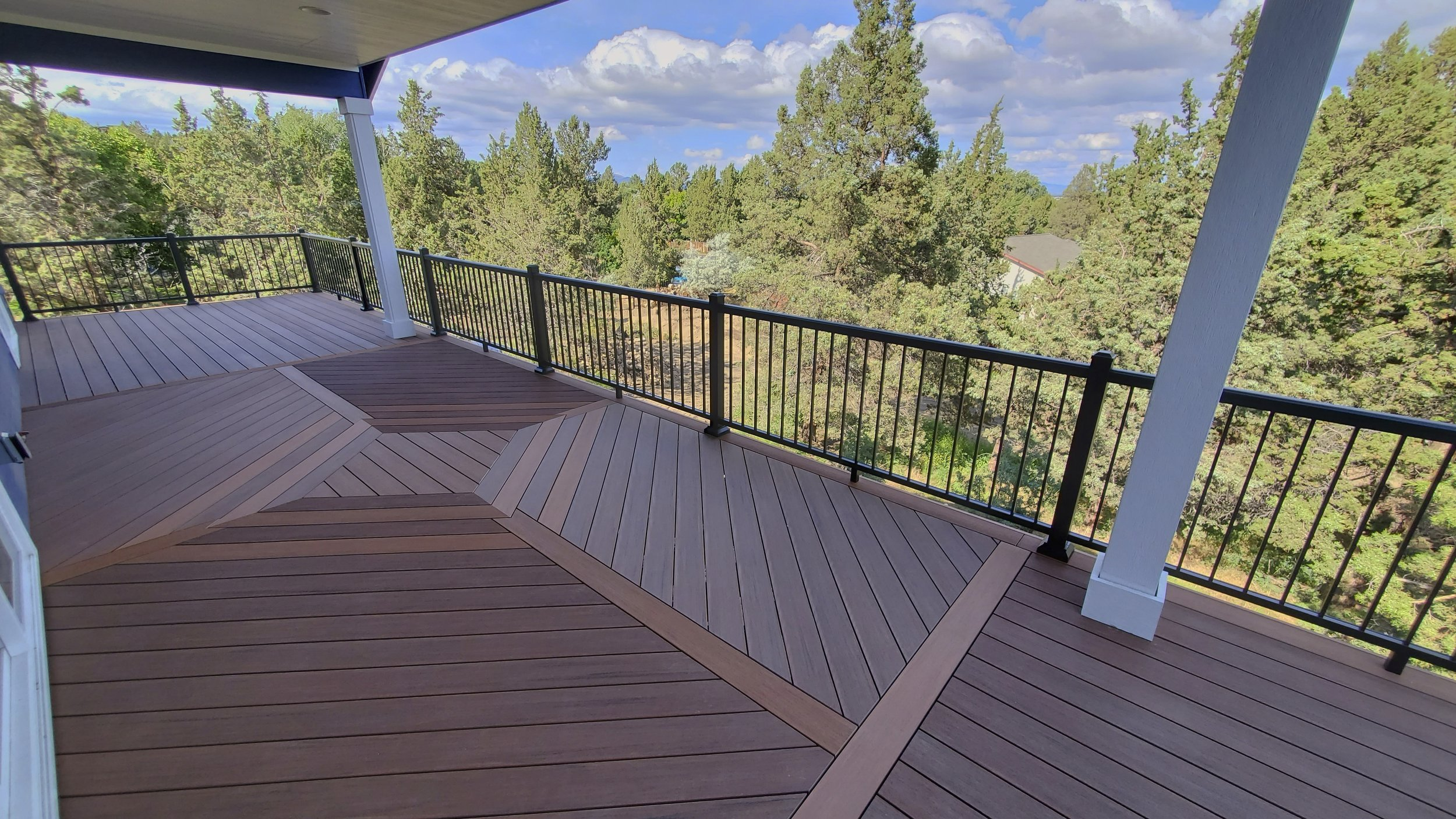 New Deck -